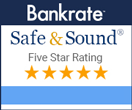 Bankrate.com Five Star Rating