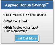 Applied Bonus Savings®