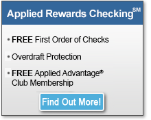Applied Rewards Checking®